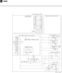 trane air handler wiring diagram solidfonts wiring thermostat to heat pump systems trane wiring diagrams solidfonts