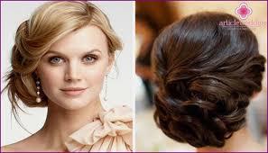Vlasy Nevěsta Matka Na Dlouhé Střední A Krátké Vlasy