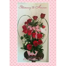 florist in lake park flower delivery artisticly designer 1 dz roses with monte srway
