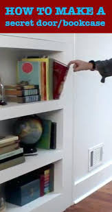 Bookcase 1000 Ideas About Hidden Door Bookcase Pinterest