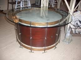 African Drum Coffee Table Drum Coffee Table Drum Coffee Table Drum Shaped Coffee Tables