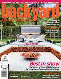 Small Picture Backyard Garden Design Ideas Magazine Alison Douglas Design