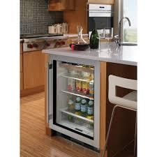 Under Counter Beverage Centers Charming Modern Built In Undercounter Beverage Center With Classic