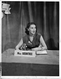 Image result for MEET THE PRESS HOST MARTHA ROUNTREE
