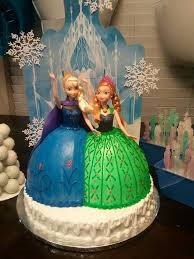 cakes for girls 9th birthday frozen. Delighful 9th Frozen Cake Anna And Elsa My Girls 3rd 4th Birthday Throughout Cakes For Girls 9th Birthday R