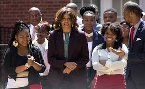 howard university essay university admission essay best images  michelle obama urges college attendance in howard u by