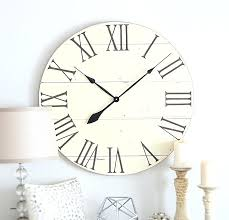 36 inch wall clock large decorative wall clocks for fresh clocks large vintage wall clock 36 inch wall clock