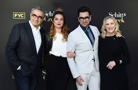 229,840 likes · 4,417 talking about this. Schitt S Creek Star Eugene And Daniel Levy Dish On Final Season