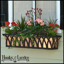 Decorative Planter Boxes Decorative Window Boxes Decora Wrought Iron Flower Boxes Hooks 4