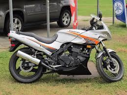 2004 kawasaki ex500 motorcycles