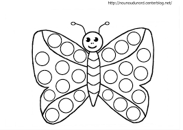 Papillon 32 Animaux Coloriages Imprimer