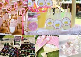 summer wedding party favor ideas picture