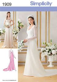 Simplicity Bridal Patterns