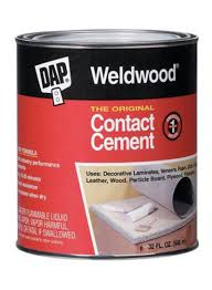 weldwood the original contact cement tan 32 ounce