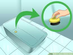 image titled clean a bathtub drain step 1