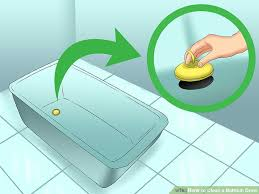 image titled clean a bathtub drain step 1