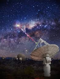 What Kinds Of Light Are These Telescopes Designed To Detect Astronomers Discover Massive Galaxy Surrounded By An