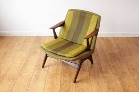mid century modern armchair. Attributed To Karl Edvard Korseth - Vintge Mid-century Modern Armchair Mid Century I