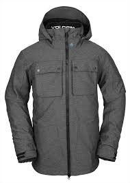 Volcom Big Boy Size Chart Volcom Pat Moore 3 In 1 Ski Snowboard Jacket Xl Black