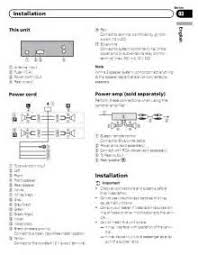 pioneer deh 3300ub wiring diagram pioneer discover your wiring Pioneer Car Head Unit Wiring Diagram pioneer deh 1300mp wiring diagram 2 images pioneer car stereo, wiring diagram pioneer car stereo wiring diagram