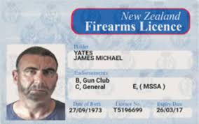 For Newshub Hunting Firearms Fake Police Allegedly Licences With Buying Man