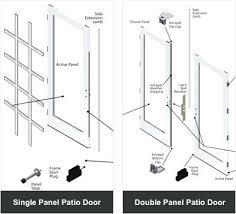 andersen patio door parts windows series hinged patio door parts andersen frenchwood gliding patio door parts