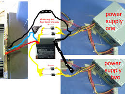 pc power supply powering car amplifier in home ecoustics com car stereo power supply circuit at Car Stereo Power Supply