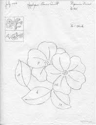 Best Photos of Flower Applique Patterns - Flower Applique Quilt ... & Flower Applique Quilt Patterns Adamdwight.com