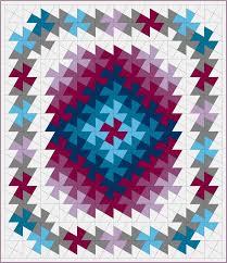 109 best Twister quilt patterns images on Pinterest | Twister ... & twister quilt variation - inspiration Adamdwight.com