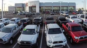 Tour our new dealership at Larry H. Miller American Toyota ...