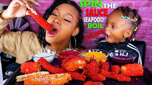 QUEEN BEAST - Seafood Boil - Home ...