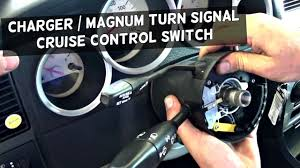 dodge charger turn signal switch replacement removal dodge magnum  at 2010 Dodge Charger Gear Selector Wire Connection Diagram