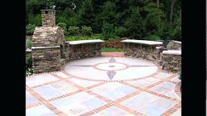 cost to install concrete patio cost of patio vs concrete how much does it to have