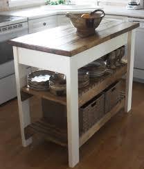 Rustic Kitchen Island Table Rustic Kitchen Island Plans Best Kitchen Ideas 2017