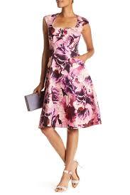 Alton Gray Size Chart Alton Gray Floral Fit Flare Dress Nordstrom Rack