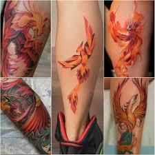 тату феникс идеи и значение тату феникс с фото Tattoo Ideasru
