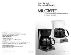 1 out of 5 & up & up. Mr Coffee 4 Cup Coffeemaker White Office Depot