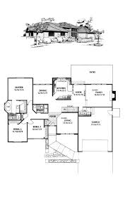 ranch house plans with sunken living room best of prairie house plan