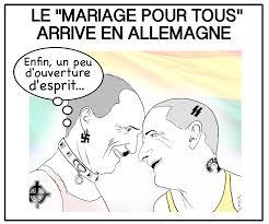 Le Mariage Pour Tous Arrive En Allemagne Stema Illustrations