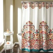 modest stylish shower curtains at target target boho boutique shower curtain boho shower curtains the mecca