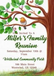 Family Reunion Flyer Templates Free Family Reunion Flyer Templates Rome Fontanacountryinn Com