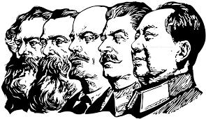 Resultado de imagen para lenin marx stalin trotski