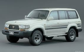 Toyota Land Cruiser 80 #2707214