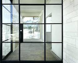 metal and glass front doors steel front door with glass fancy modern steel doors with modern