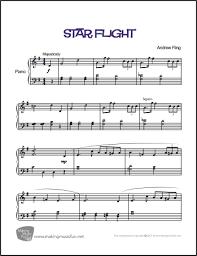 Download sheet music for star wars. Star Flight Star Wars Tribute Free Easy Piano Sheet Music