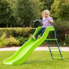 5 8ft wavy kids slide