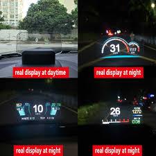 Head Up Display Optical Design Obdhud C1obd Plus Gps Head Up Display Vehicle General Obd Speed Intelligent High Definition Suspension Hud Optical Projection