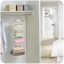 hanging closet organizer. Delighful Hanging Creative Home Closet Organizer Plastic Folding Storage Shelving Hook Throughout Hanging