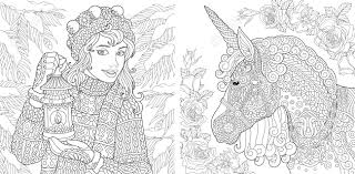 Fantasy Coloring Pages Coloring Book For Adults Colouring Pictures