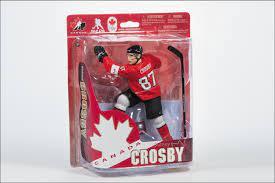 Sidney Crosby McFarlane Team Canada 2014 Sochi Olympics Figure Sport
